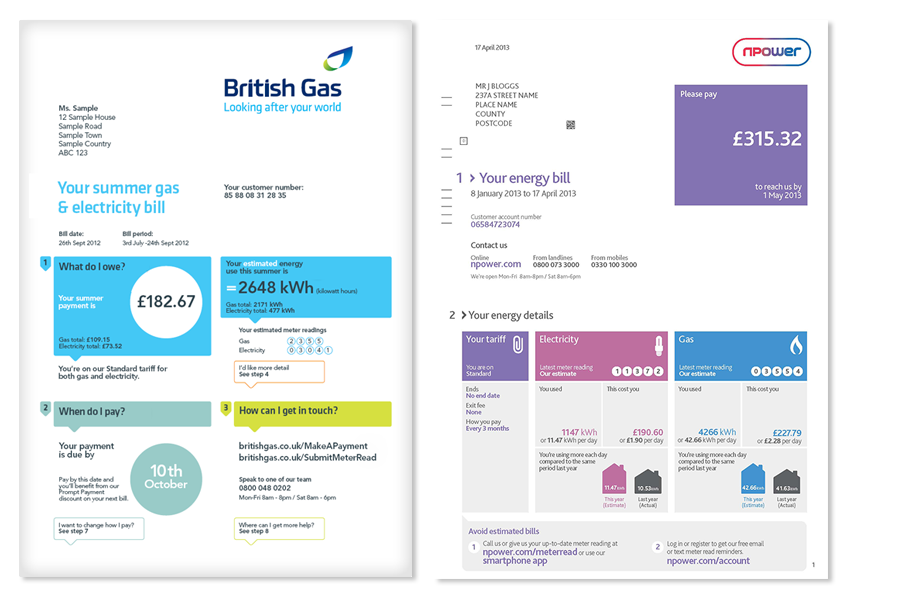 British Gas New Home Number